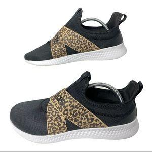 Adidas PureMotion Adapt Slip on Sneaker Size 11